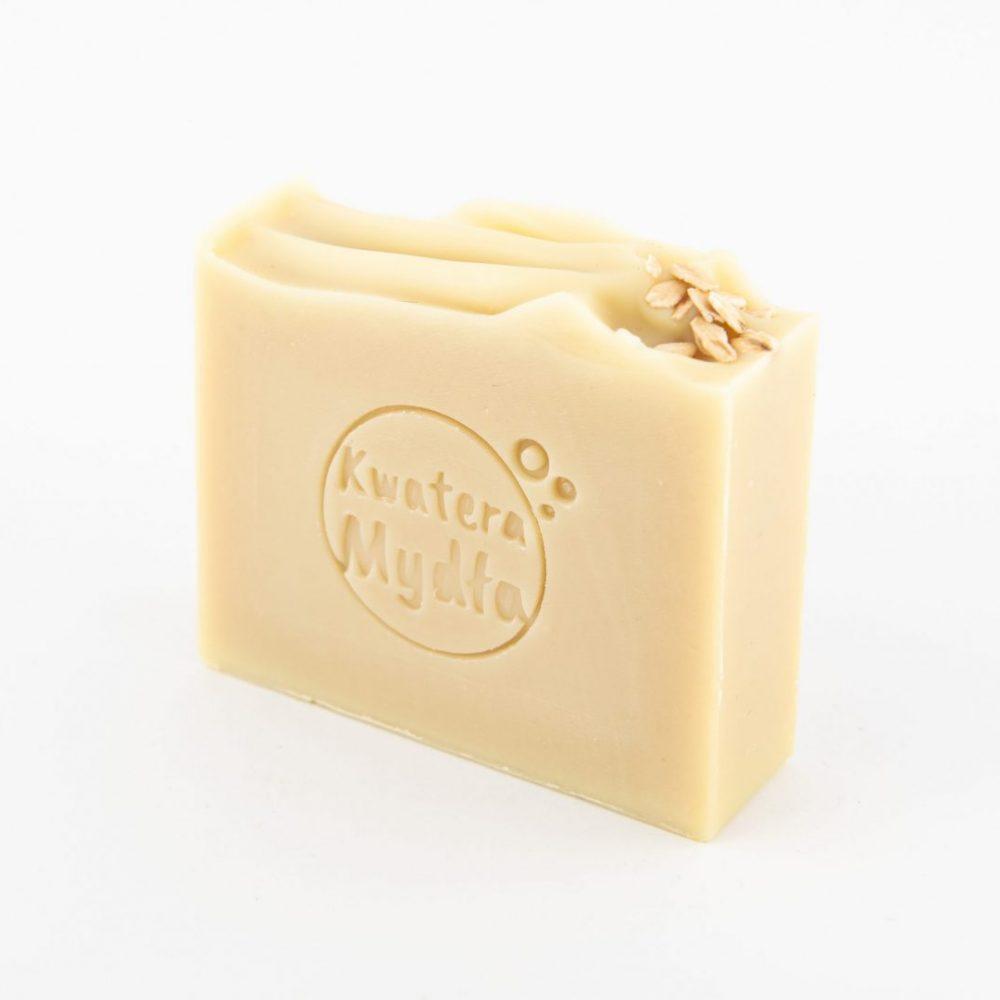 mydlo naturalne oliwkowe owsiane