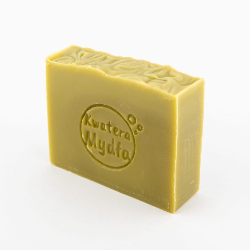 mydlo naturalne z olejem konopnym