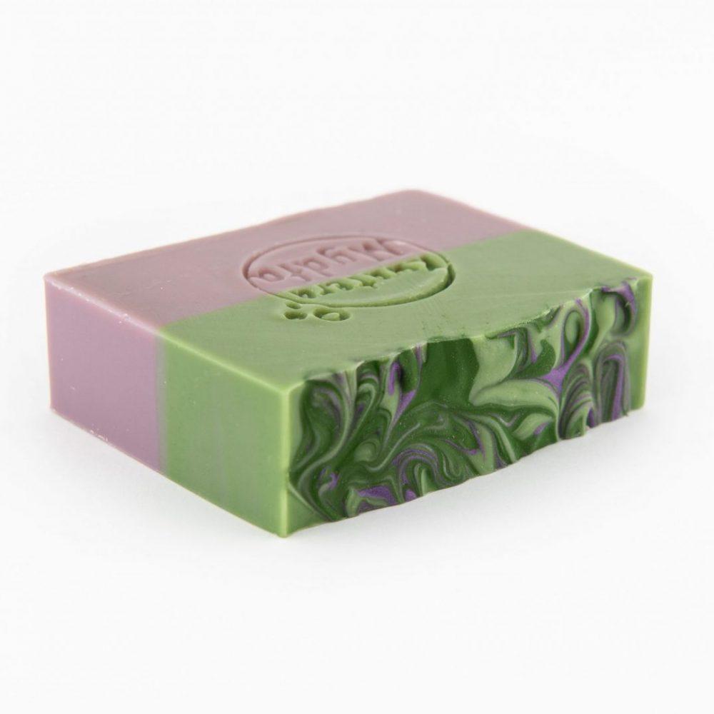 mydlo naturalne lawendowe bergamotowe