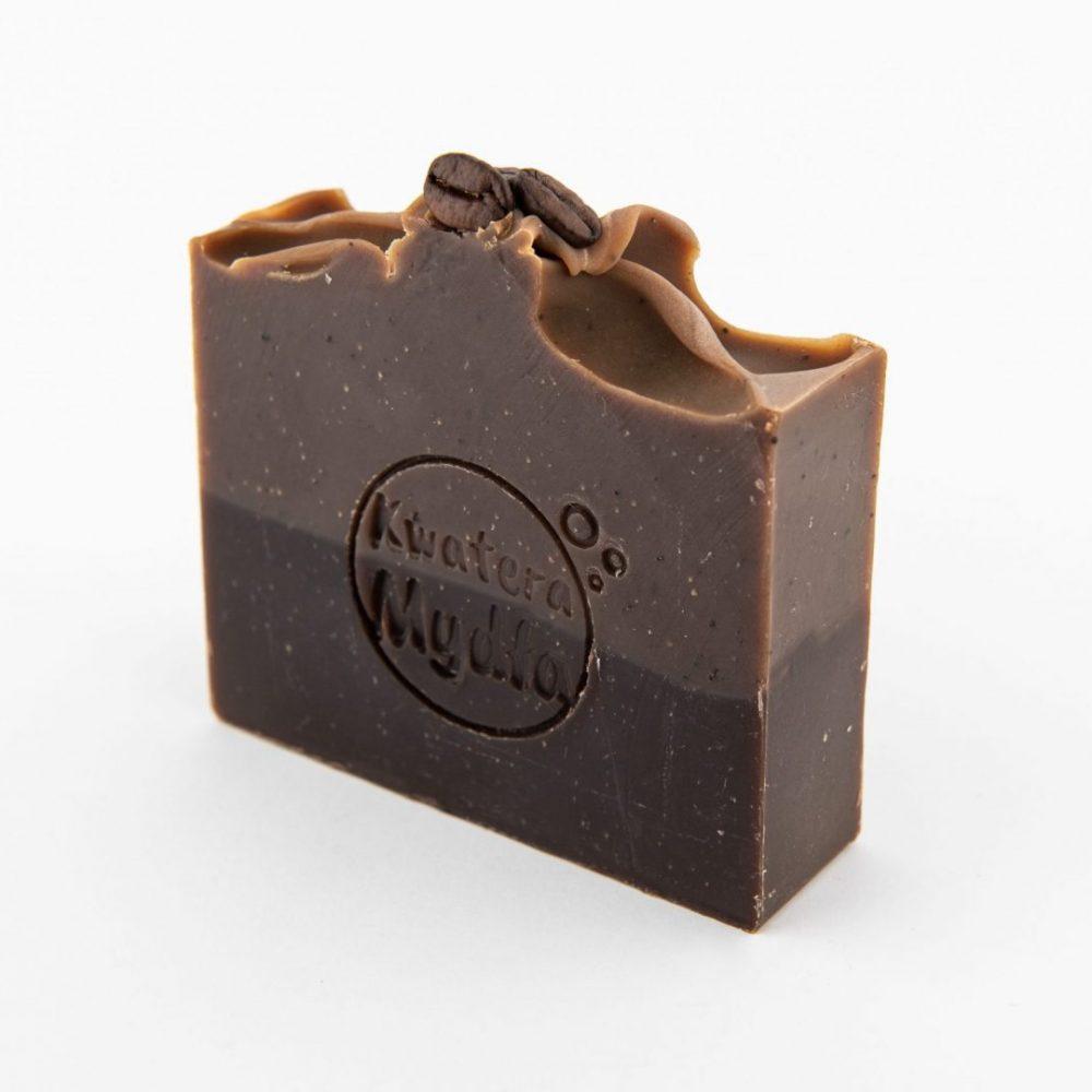 mydło kawowe czekoladowe
